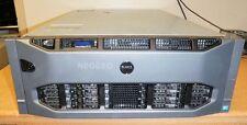 Dell Poweredge R910 II-4x Ten Core Xeon E7-4870 2.4GHz-256GB-H700-8x300GB 10K