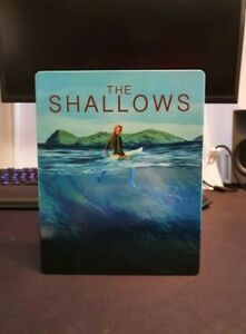 The Shallows Steelbook - Blu Ray