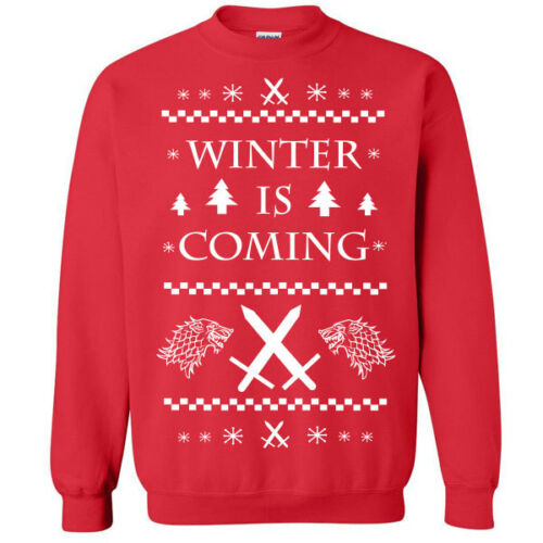 360 Winter Crew Sweatshirt christmas stark sweater king ugly party college