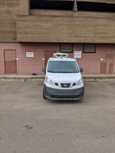 2018 Nissan NV200 Reefer Van great condition.