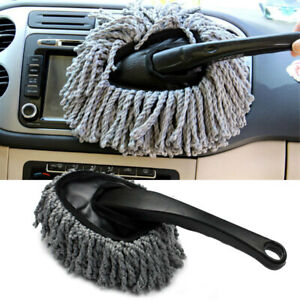 New-Auto-Car-Truck-Cleaning-Wash-Brush-Dusting-Tool-Large-Microfiber-Duster-Kit