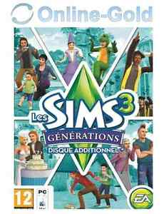 Les-Sims-3-Generations-extension-Cle-EA-Origin-Carte-PC-Jeu-FR