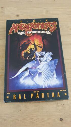 Ral Partha 10-450 - The Antagonists , DRAGO VS PEGASO DI DENIS BEAUVAIS