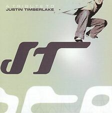 A Tribute to Justin Timberlake by Various Artists (CD, May-2003, Big Eye Music)