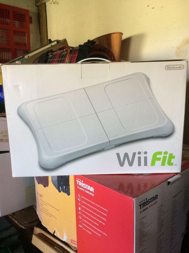 Stepmaskine, WiiFit, Nintendo