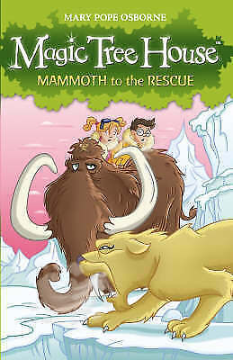 1 of 1 - Magic Tree House 7: Mammoth to the Rescue, Osborne, Mary Pope, Very Good Book