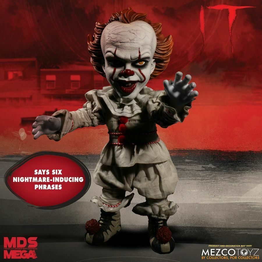 It (2017) - Pennywise Mega Scale Scale Scale 37cm(15 ) Talre azione cifra ba3f77