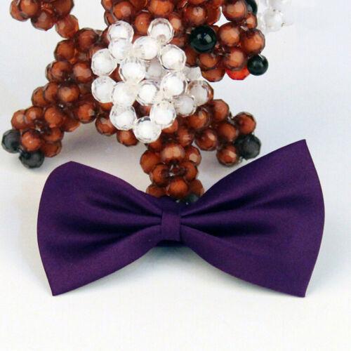 ColorsMan Fashion Novelty Mens Adjustable Tuxedo Wedding Bow Tie Necktie $TCA
