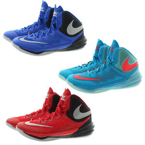 online store 45604 81a6c Details about Nike 806941 Mens Prime Hype DF 11 Lightweight Basketball  Shoes Sneakers