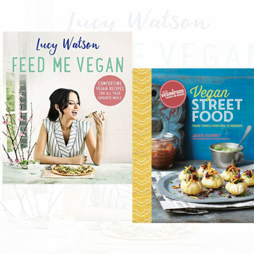 Jackie kearney collection vegan street food recipes feed me vegan 2 brand new lowest price forumfinder Image collections