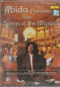 Image Is Loading Abida Parveen Sings Songs Of The Mystics Song