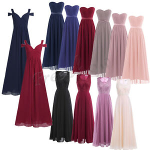 Women-Formal-Long-Chiffon-Bridesmaid-Evening-Ball-Prom-Gown-Party-Cocktail-Dress