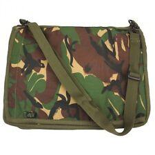 DPM CAMO A4 NOTEBOOK HOLDER BAG army soldier messenger shoulder laptop padded