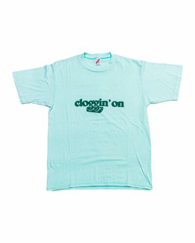 1980s Cloggin' On Vintage T-Shirt