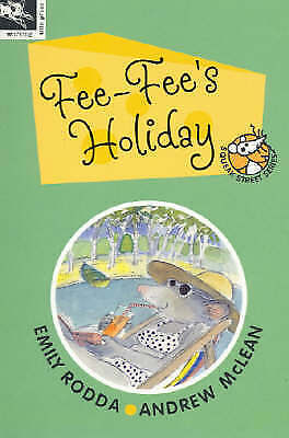 1 of 1 - Squeak Street Fee-Fee's Holiday by Emily Rodda (Paperback, 2007) Early Reader