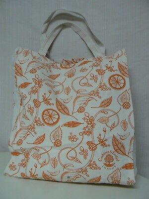 crabtree and evelyn free tote bag