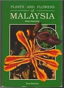 Plants-and-Flowers-of-Malaysia-Ivan-Polunin