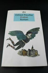 Krabat-Otfried-Preussler-2001-Taschenbuch-dtv