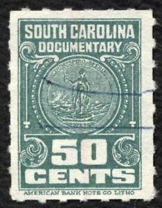 50c Sur Carolina Documental, Usado [2] Cualquier 5=