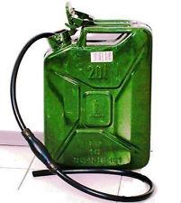 Fasspumpe Umfüll Pumpe Benzin Öl Wasser 6l / min  VIDEO