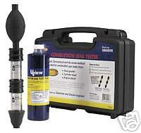 UVIEW Gas and Diesel Combustion Leak Testing Kit  56000