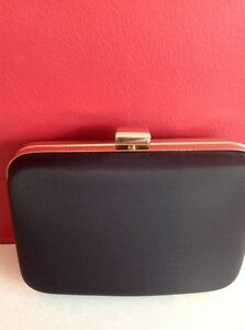 e1578ee0526 HUGO BOSS Nuit Fem Ladies Womens Clutch Evening Cosmetic Bag Black ...