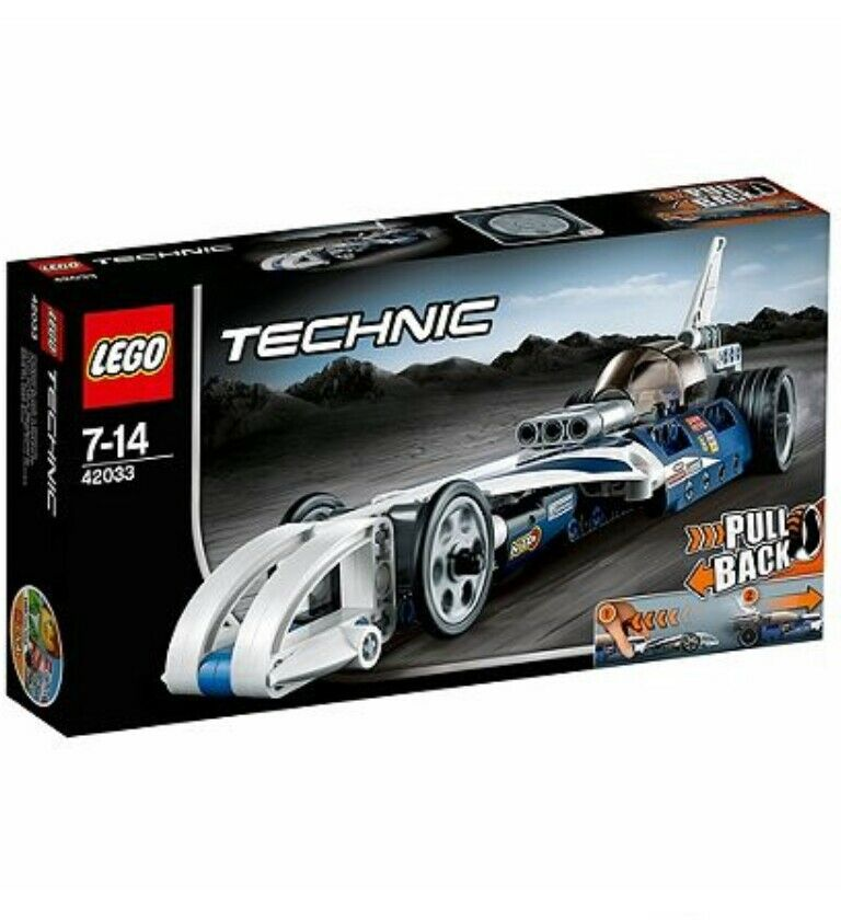 LEGO TECHNIC Record Breaker 42033 NEUF