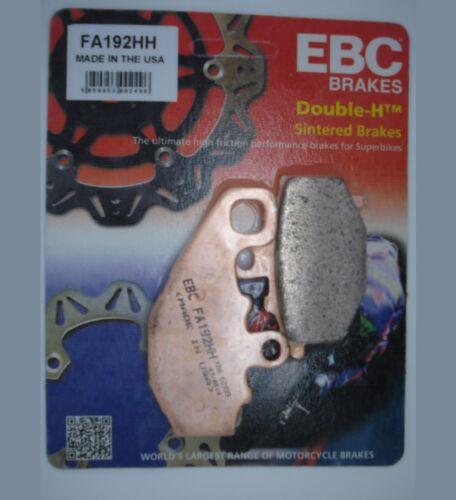 EBC Rear HH Sintered Brake Pads Kawasaki ZZR600 1993-2005 FA192HH