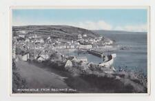 Mousehole,U.K.Cornwall,Bird's Eye View from Reginnis Hill,c.1909