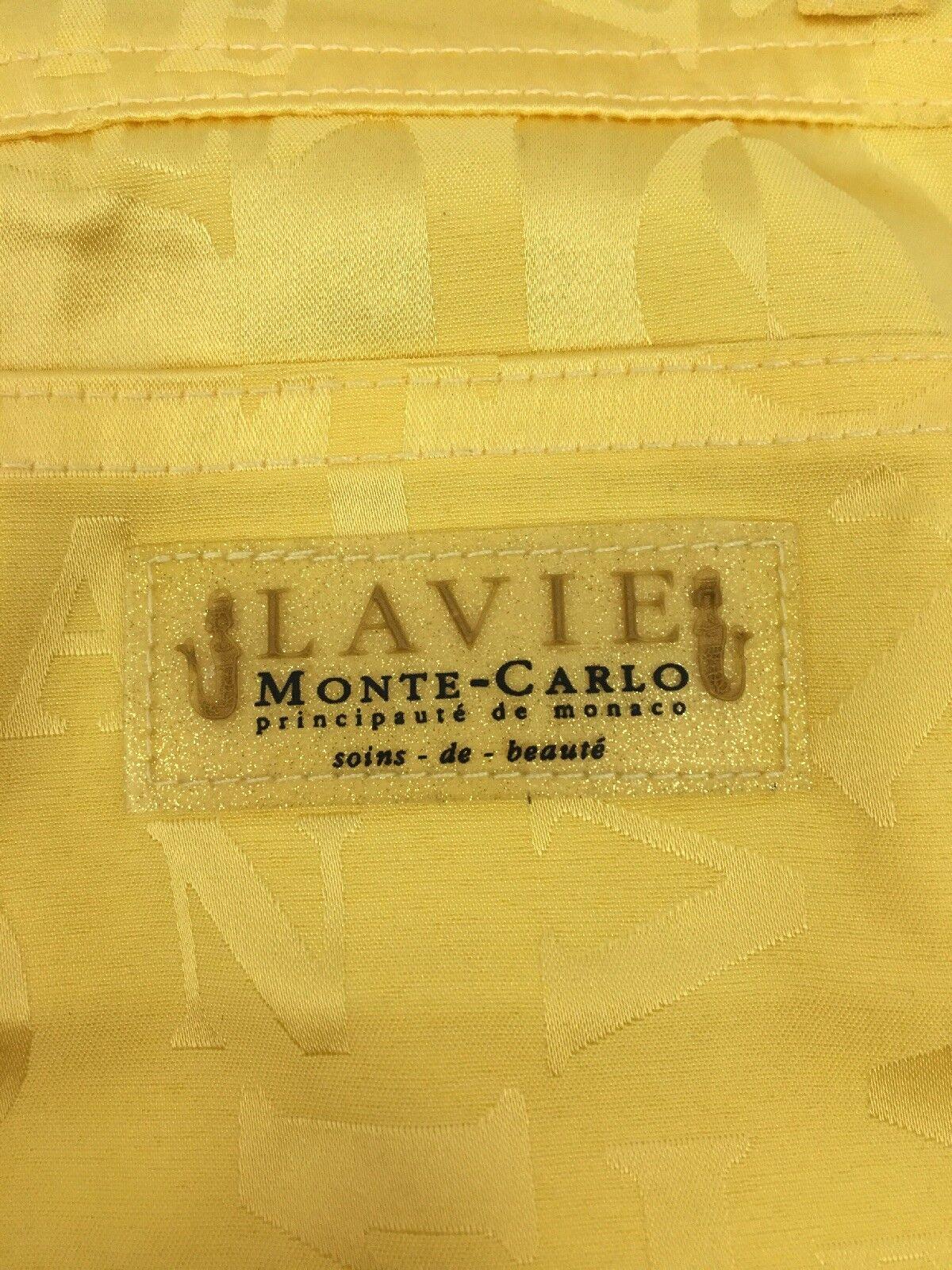La Vie MONTE CARLO Principaute de Monaco Yellow W… - image 11