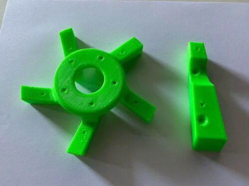 Supporti per freno a disco Ninebot ES1 ES2 ES4 Upgrade Monopattino Stampa 3D