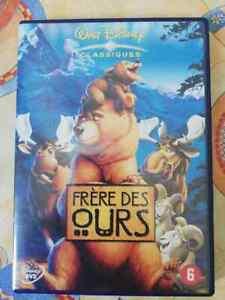 DVD Film dessin animé Frère des ours - Classique - Walt Disney