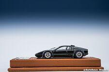 1/43 TECNOMODEL Milano Ferrari 512BB Press Corsa Clienti 1978 02/10 Leather Base