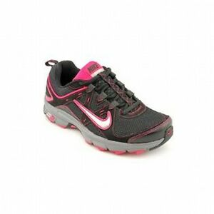 642f55a134bed Nike Air alvord 9 Trail Womens Black   Pink Runny Sneakers Shoe 8 ...