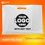 Company-039-s-Bag-con-logo-su-misura-in-plastica-Carrier-Bags miniatura 44