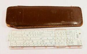 Vintage Aristo Aristo - Darmstadt NR-867U  6410 Slide Rule Made Germany