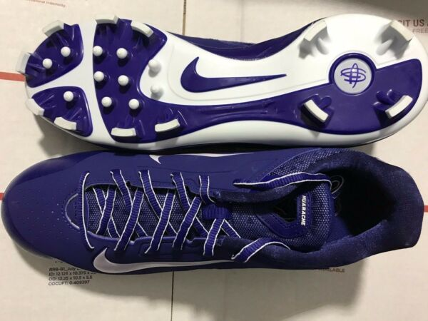 on sale 75a87 58f92 ... coupon code for nike air huarache pro low mcs baseball cleats 616922  411 msrp 125.