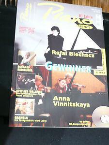 Piano news- Magazin für Klavier und Flügel.Ausgabe 2007, Heft 1 bis 6 - Deutschland - Piano news- Magazin für Klavier und Flügel.Ausgabe 2007, Heft 1 bis 6 - Deutschland