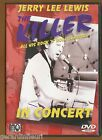 DVD/ JERRY LEE LEWIS The KILLER all his Rock' N' Roll Classics in CONCERT
