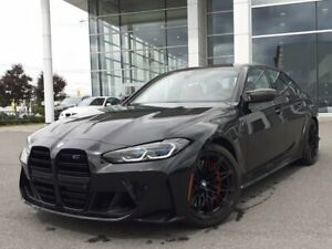 2021 BMW M3 Competition   NAVI   LEATHER   PUSH BUTTON START  