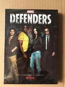 MARVEL-THE-DEFENDERS-SEASON-1-2-Discs-Set-DVD-Brand-New-USA-seller