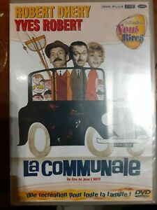DVD-LA-COMMUNALE-Yves-ROBERT-Robert-DHERY-Collection-FOUS-RIRES-Neuf-ss-celloC13