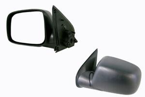 GREAT WALL V200/240 6/2009-12/2011 K2 MANUAL DOOR MIRROR LEFT HAND SIDE