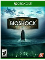BioShock: The Collection (Microsoft Xbox One, 2016) Video Games