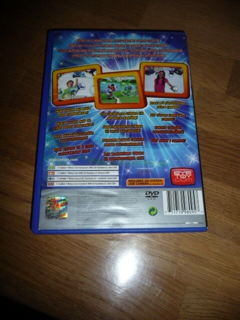 Eye toy - Astro zoo, PS2, anden genre