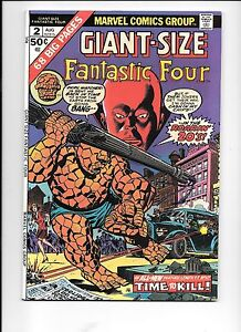 Giant-Size-Fantastic-Four-2-August-1974-The-Watcher