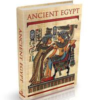 Ancient Egypt - 217 Rare Books on DVD Egyptian History Pyramids Gods Ra Sphinx