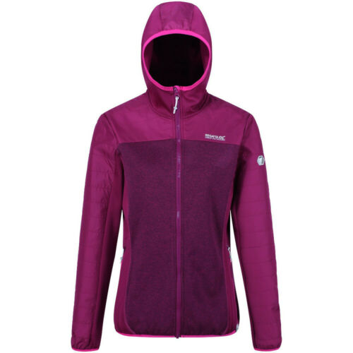 Regatta Womens Haska Hybrid Softshell Warm Jacket Coat