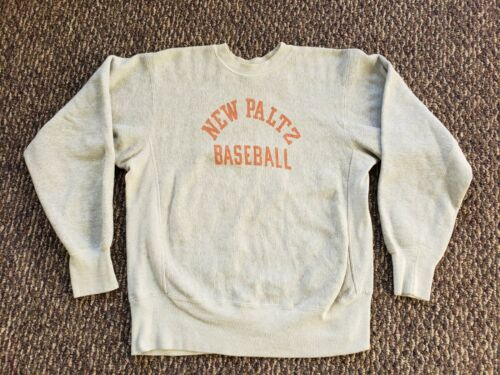 Vintage 50's Champion Reverse Weave Crewneck Sweat