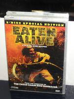 Eaten Alive (dvd) 2-disc Set Special Edition Tobe Hooper, Mel Ferrer,